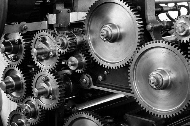 Zdjęcie główne #1 - Jeden z najstarszych mechanizmów w historii świata